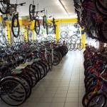 Sommerschlussverkauf-Fahrraeder